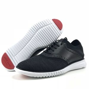 Cole Haan Zerogrand 2.0 Saddle Knit Oxfords